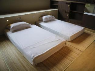 BB Bunkers Hostel Kuching - Twin Pod