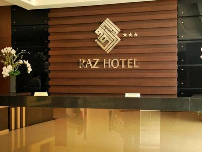 Raz Hotel and Convention