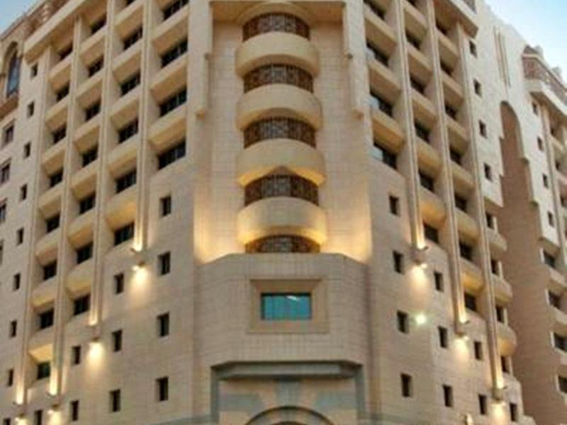 Elaf al Nakheel Hotel - Hotels and Accommodation in Saudi Arabia, Middle East