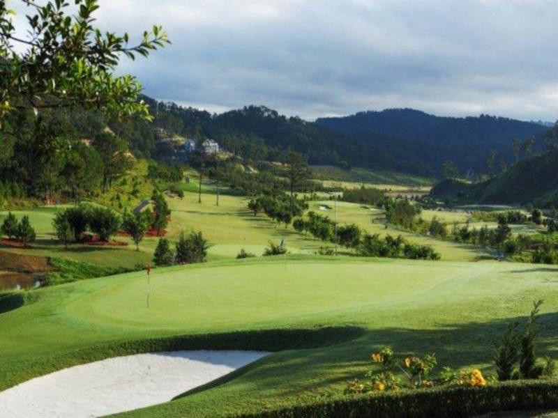 Sacom - Tuyen Lam Golf Club - Hotels and Accommodation in Vietnam, Asia