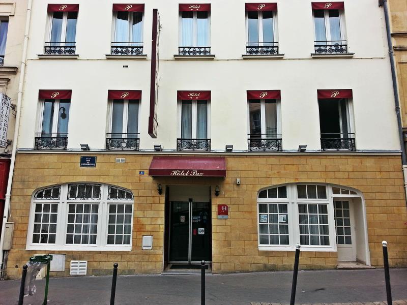 Hotel Pax Montmartre - Hotell och Boende i Frankrike i Europa