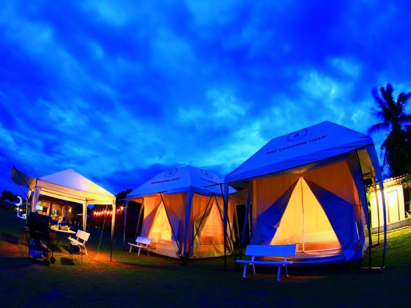 The Camping Field Resort - Hotell och Boende i Thailand i Asien