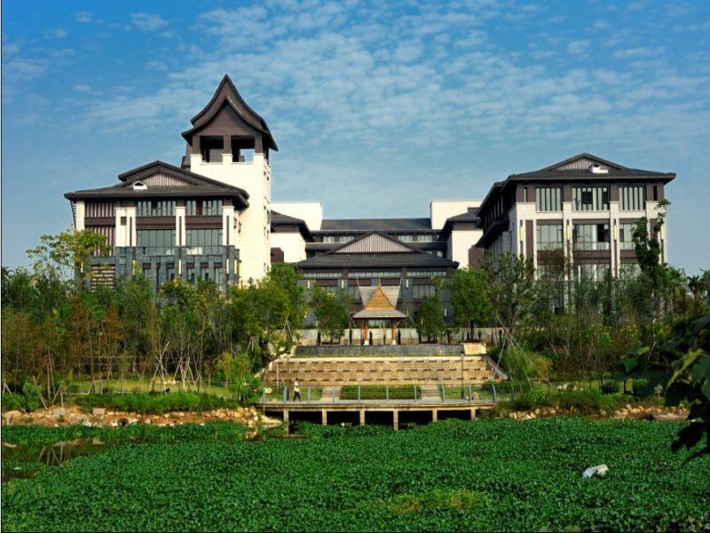 Nanchang Tianmu Hot Spring Hotel Resorts - Nanchang