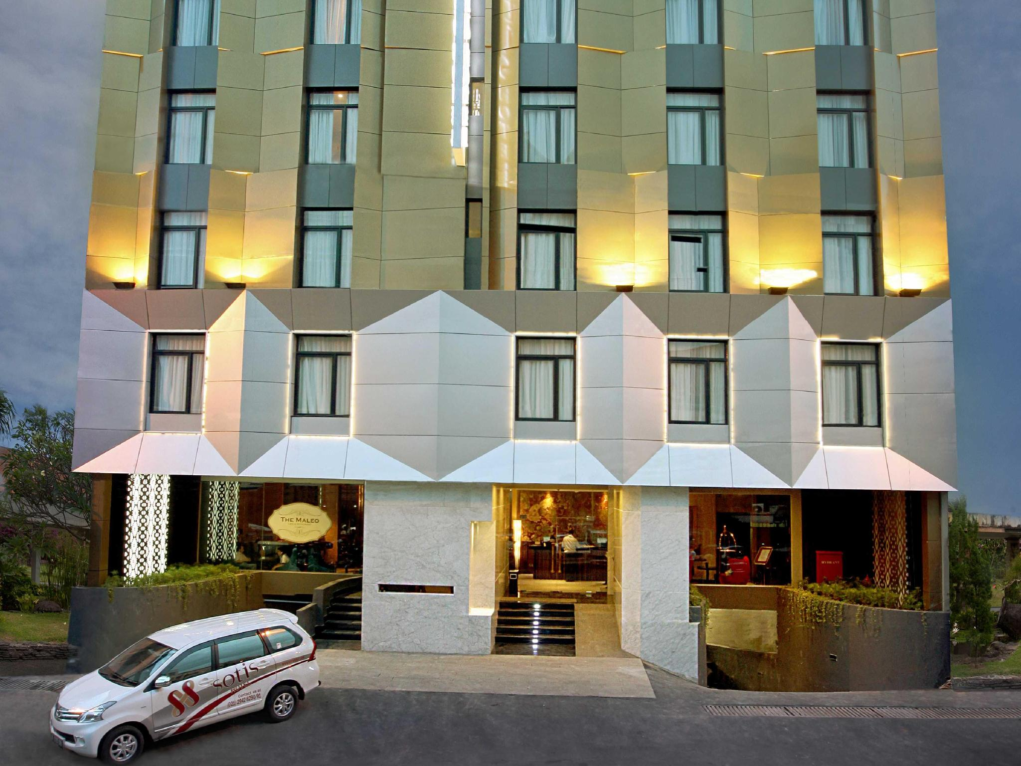 Sotis Hotel - Hotels and Accommodation in Indonesia, Asia