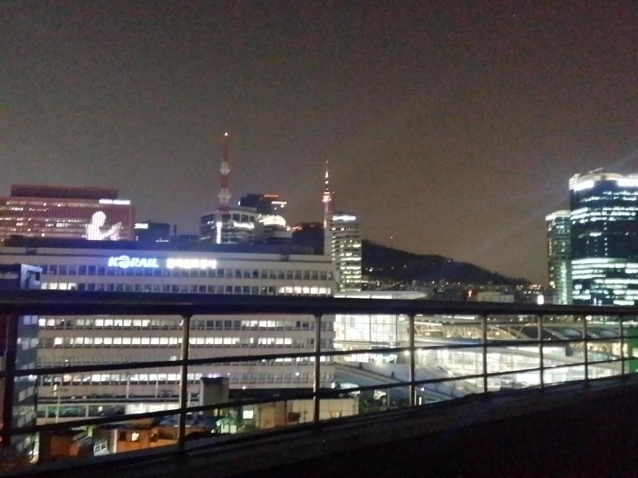 首爾站快樂民宿