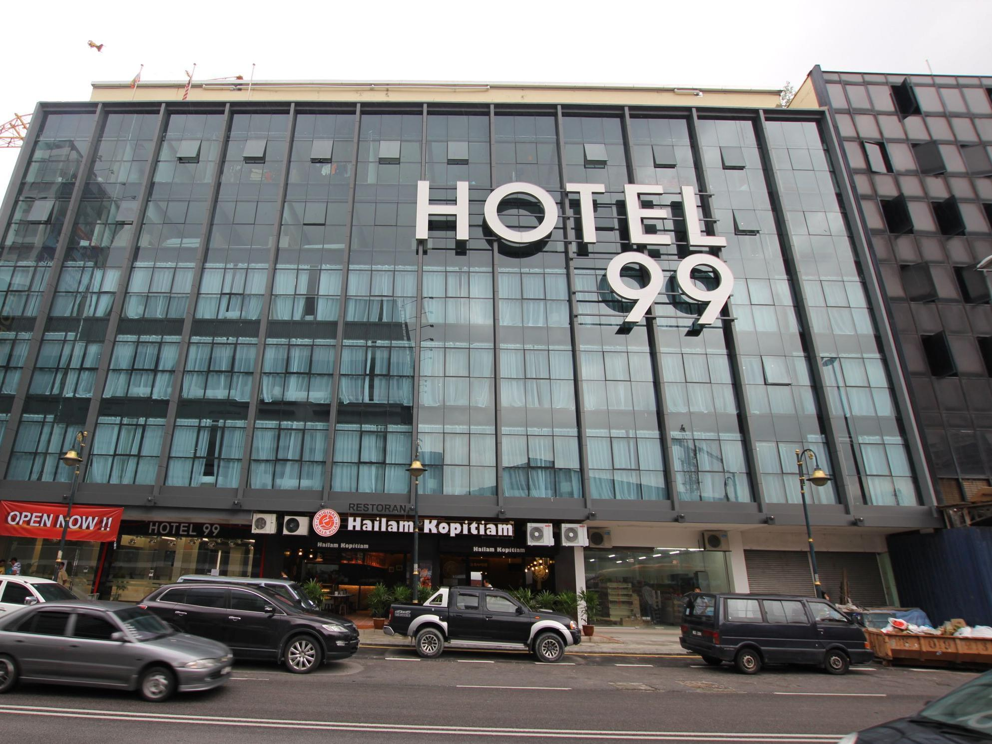 Hotel 99 Pudu - Hotels and Accommodation in Malaysia, Asia