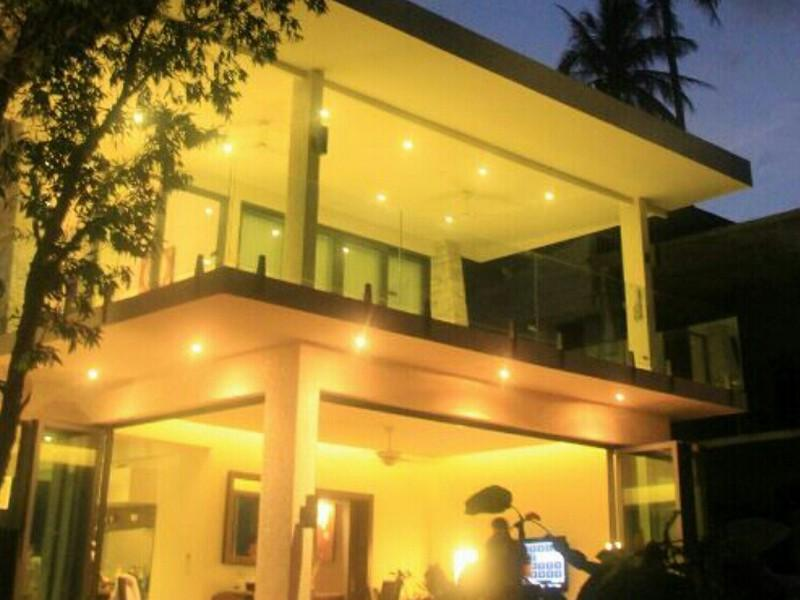Beachfront Villa - Koh Chang