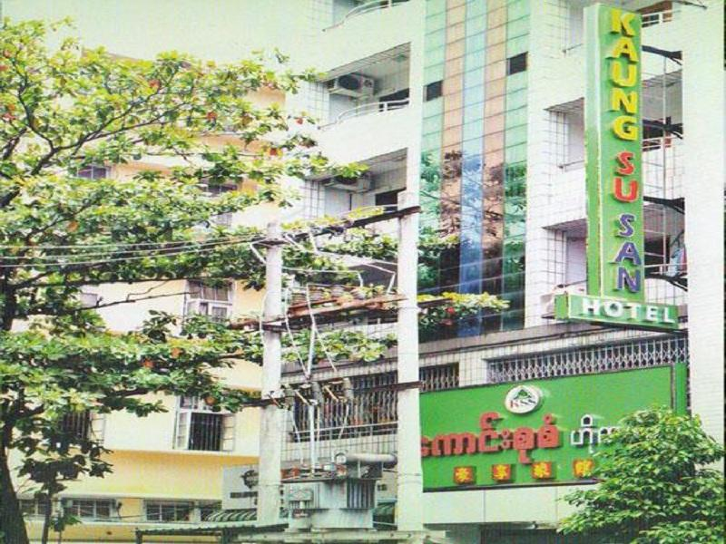 Kaung Su San Hotel - Hotels and Accommodation in Myanmar, Asia