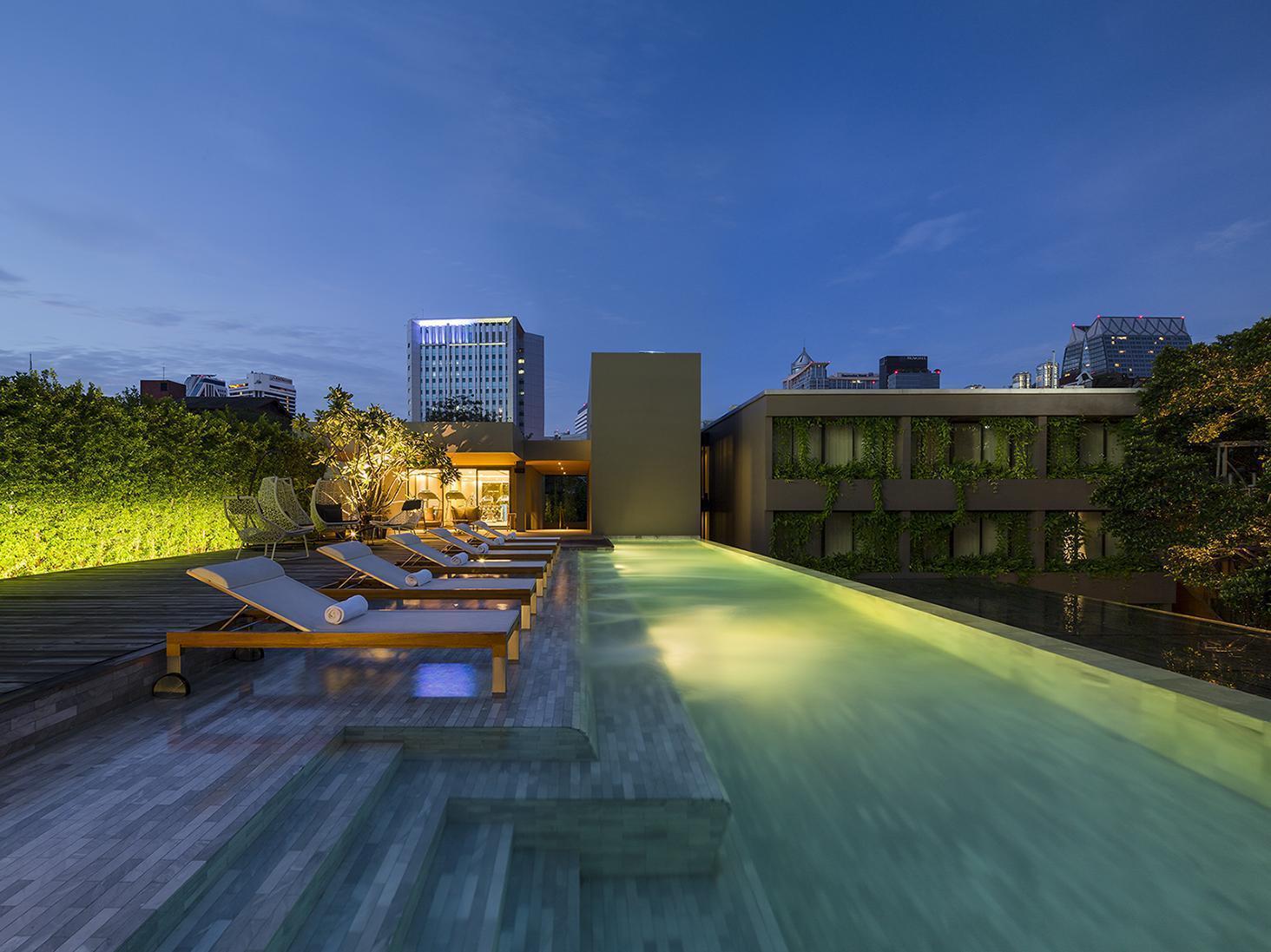 Ad Lib Bangkok - Hotell och Boende i Thailand i Asien