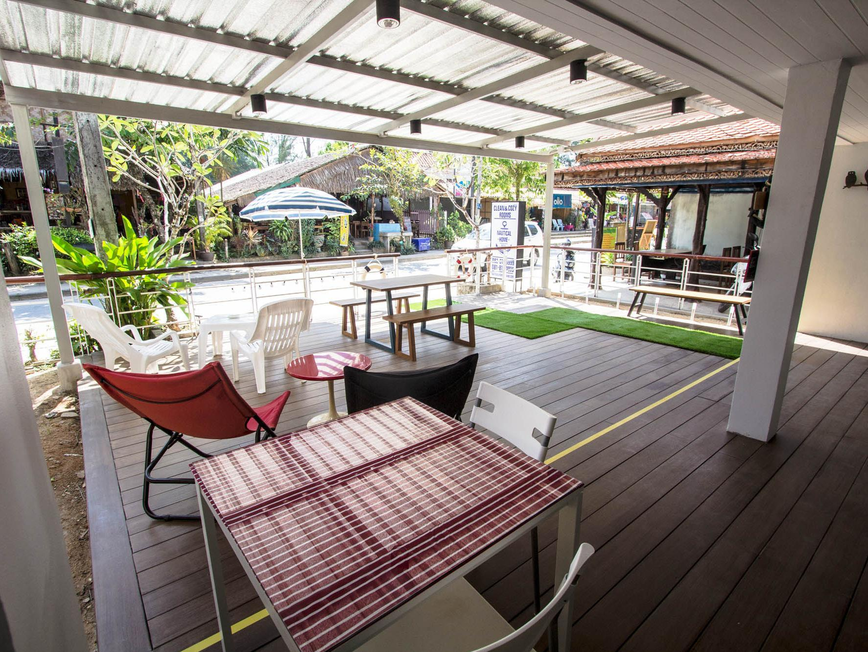 Nautical Home Khaolak Bed and Breakfast - Hotels and Accommodation in Thailand, Asia