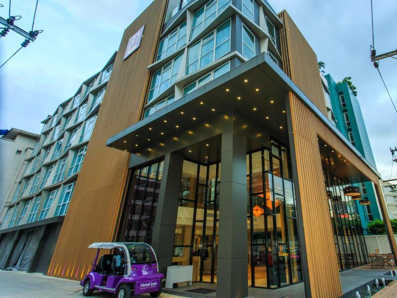 Hotel Icon Bangkok - Hotels and Accommodation in Thailand, Asia
