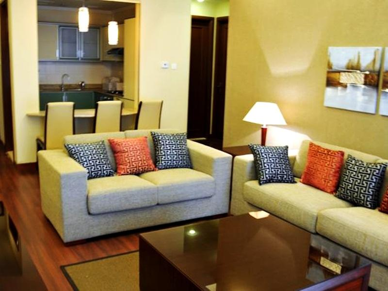 Awtad Residence - Hotels and Accommodation in Kuwait, Middle East