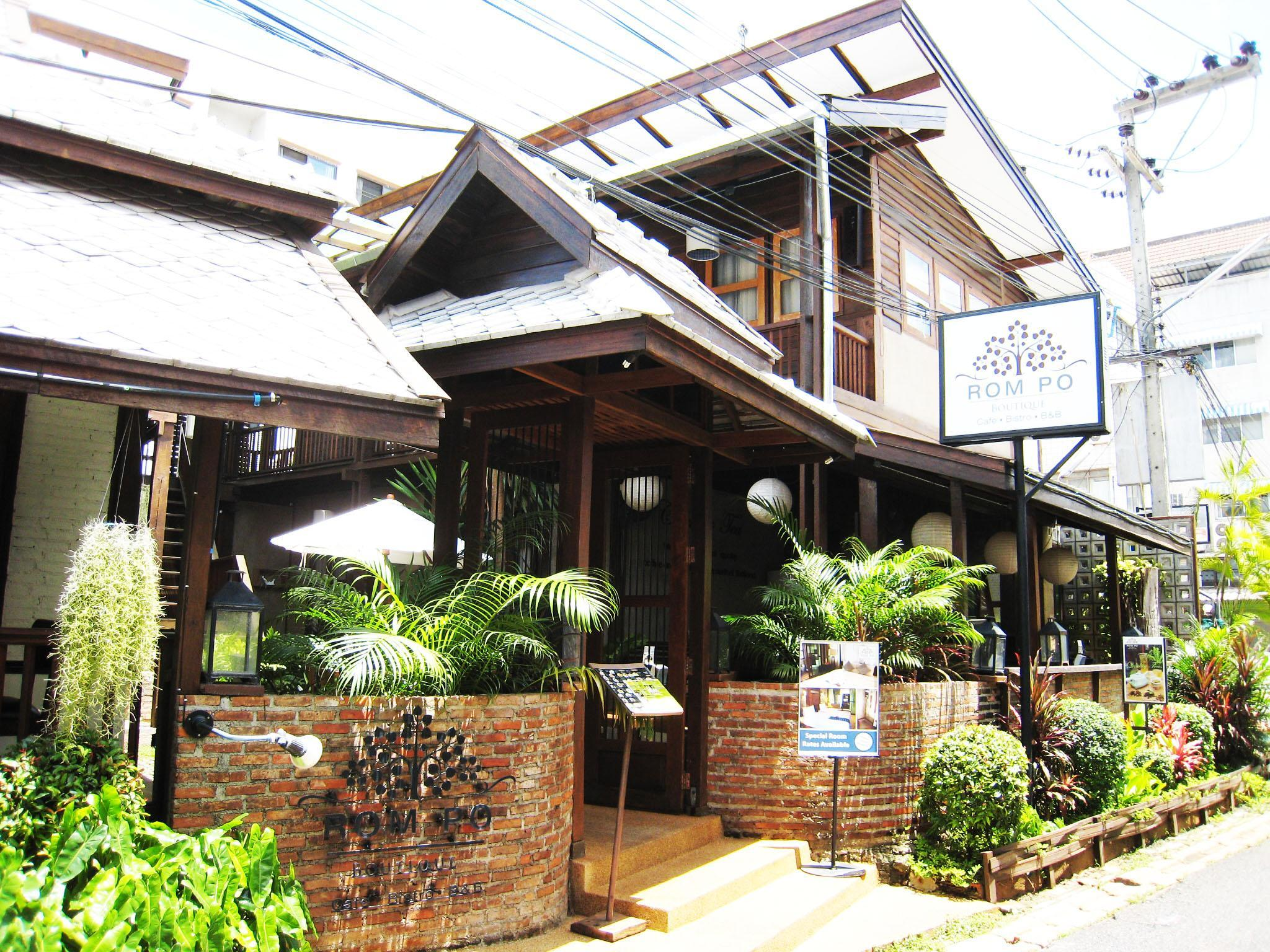 Rompo Boutique Hotel - Hotels and Accommodation in Thailand, Asia