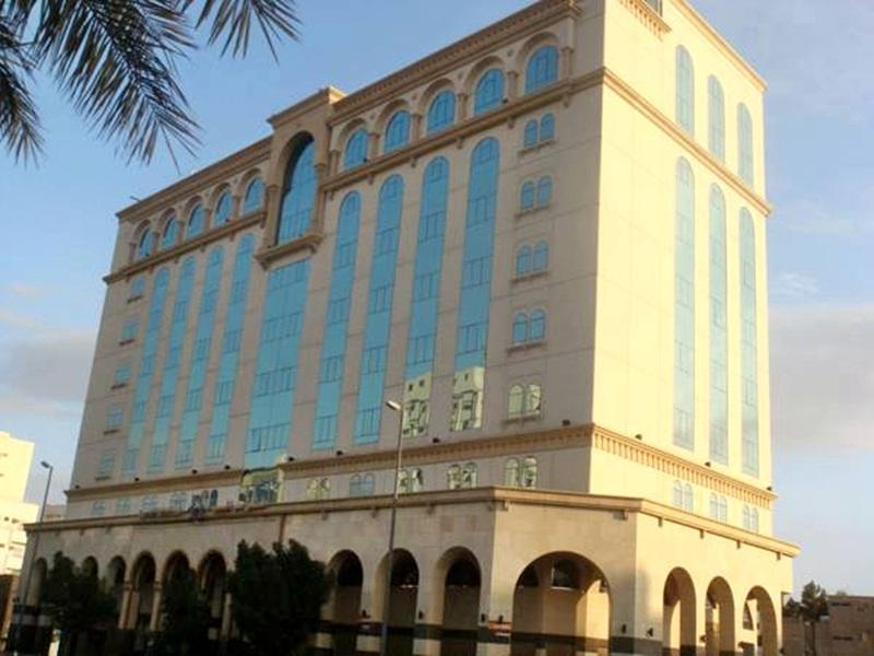 Jar Al Habib Hotel - Hotels and Accommodation in Saudi Arabia, Middle East