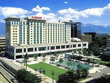 Marriott City Center Hotel Salt Lake City (UT)