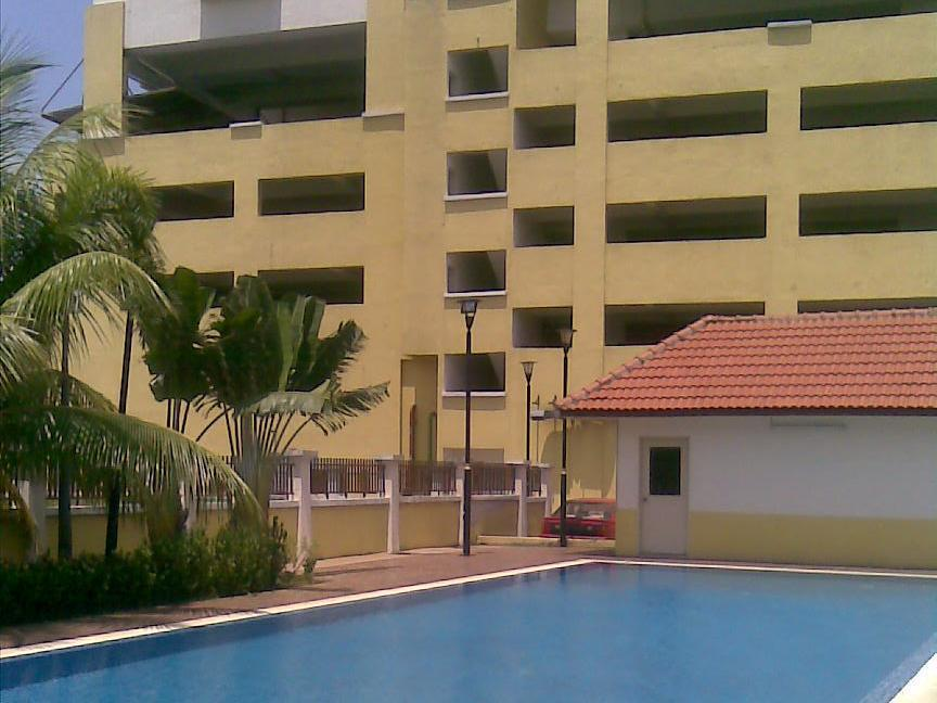 Tropical Living Condo - Hotels and Accommodation in Malaysia, Asia