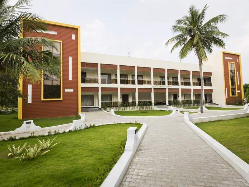 Golden Bay Resorts on Ecr - Mahabalipuram