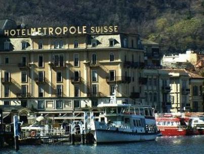 Metropole Suisse Hotel Como