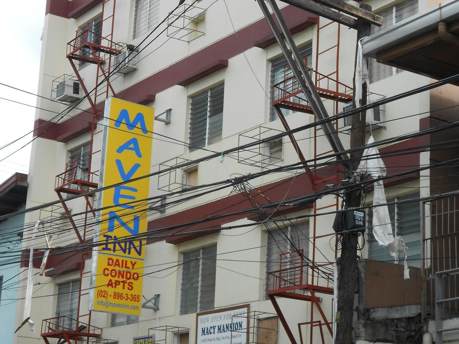 Maven Inn - Hotels and Accommodation in Philippines, Asia