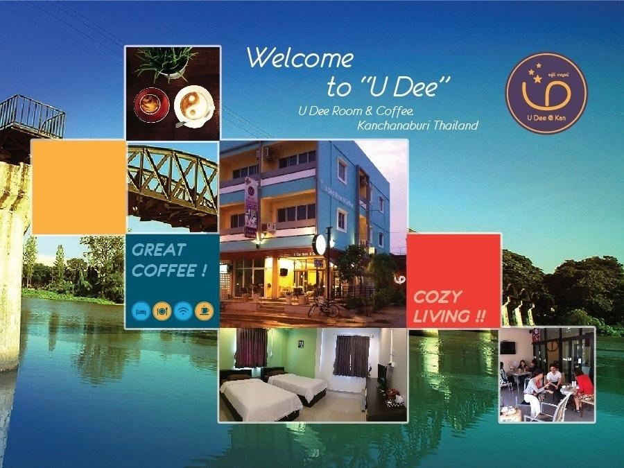 U Dee Room and Coffee Hotel - Hotels and Accommodation in Thailand, Asia