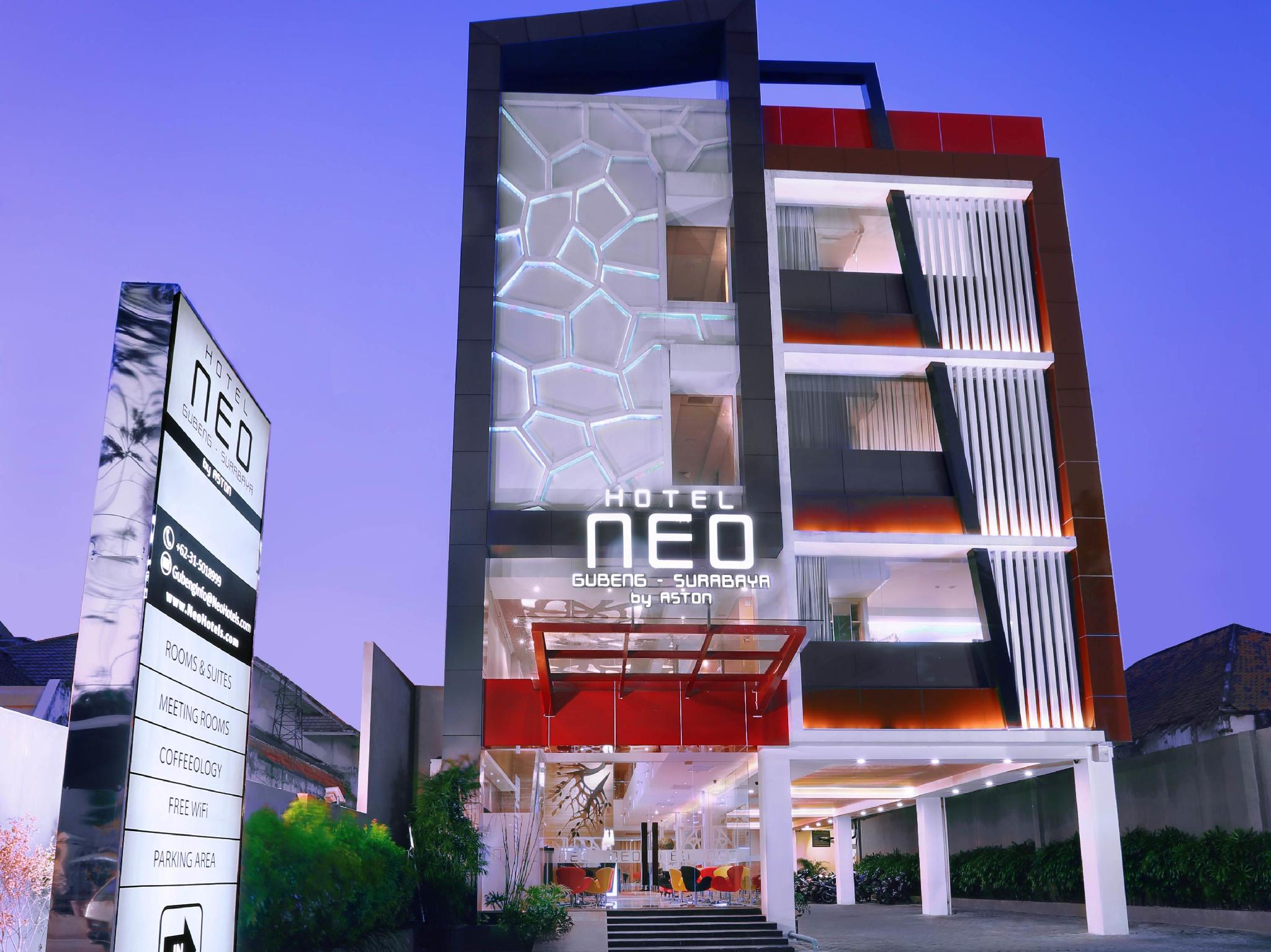 Hotel Neo Gubeng - Hotels and Accommodation in Indonesia, Asia