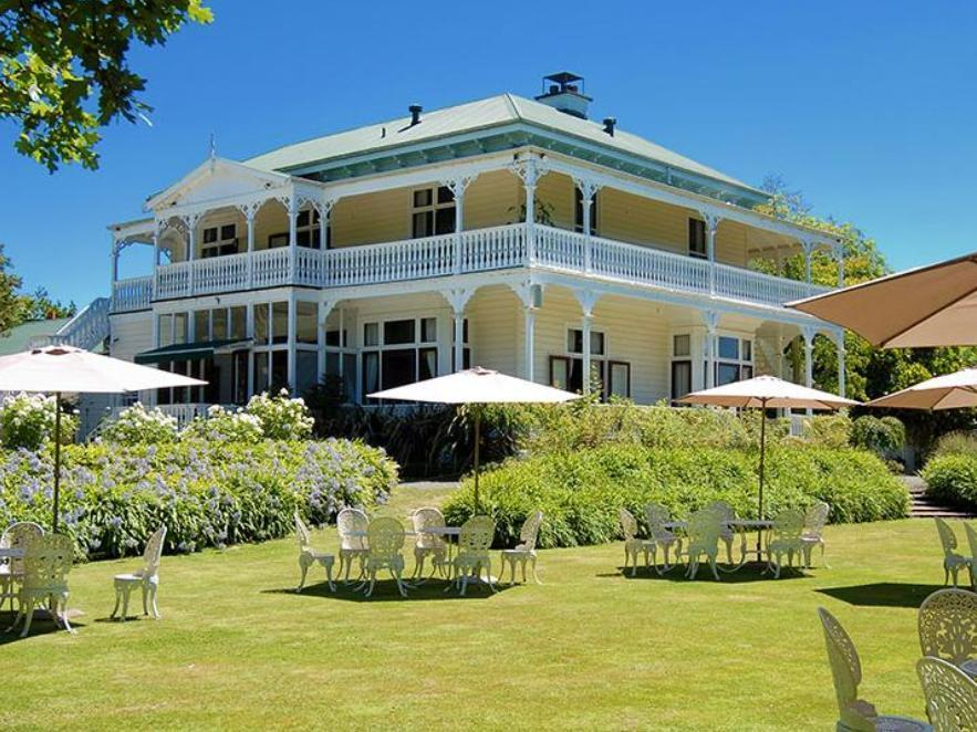 Ormlie Lodge - Hotels and Accommodation in New Zealand, Pacific Ocean And Australia