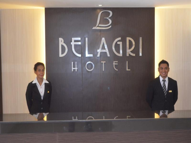 Belagri Hotel And Restaurant - Hotels and Accommodation in Indonesia, Asia