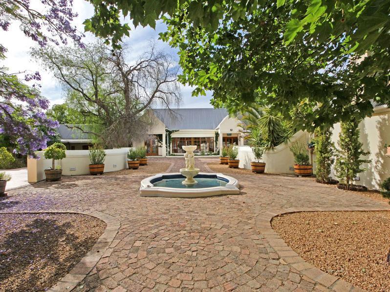 Kleinbosch Lodge Stellenbosch