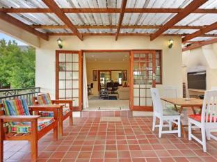 Kleinbosch Lodge Stellenbosch - Utsiden av hotellet