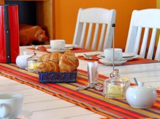 Kleinbosch Lodge Stellenbosch - Inne i hotellet