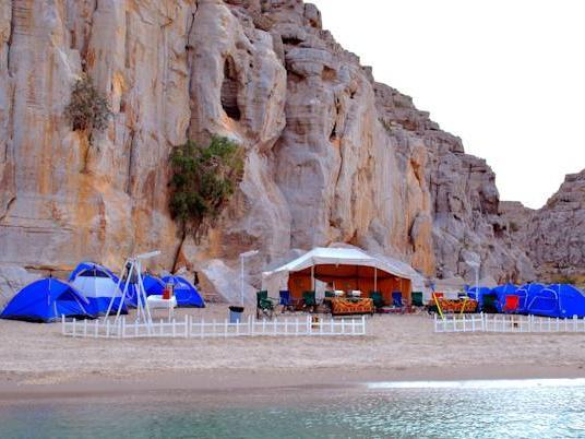 Khasab Musandam Dhow Cruise & Camping - Hotels and Accommodation in Oman, Middle East