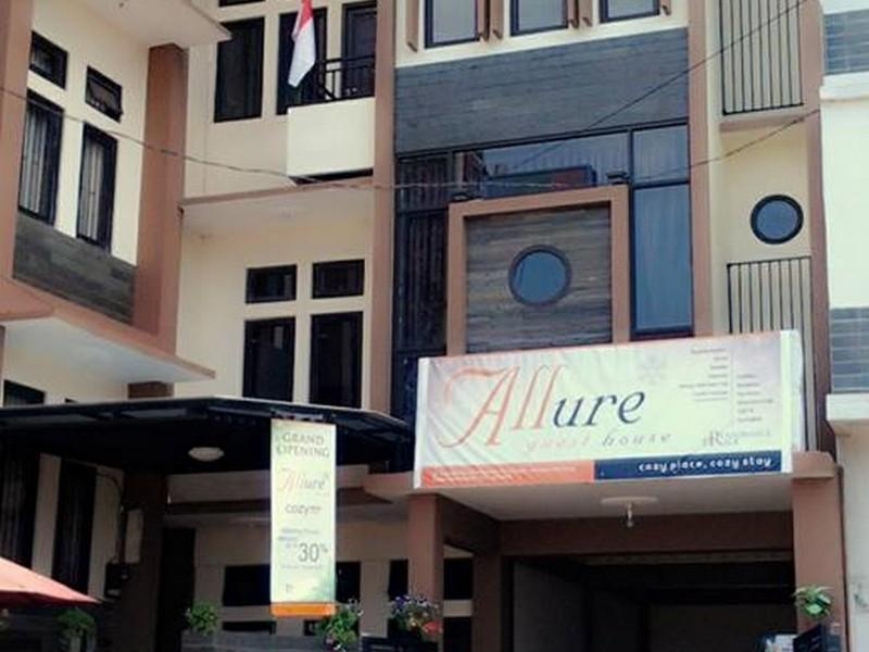 Allure Guest House - Hotels and Accommodation in Indonesia, Asia