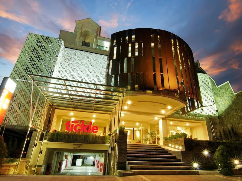 Tickle Hotel - Hotels and Accommodation in Indonesia, Asia