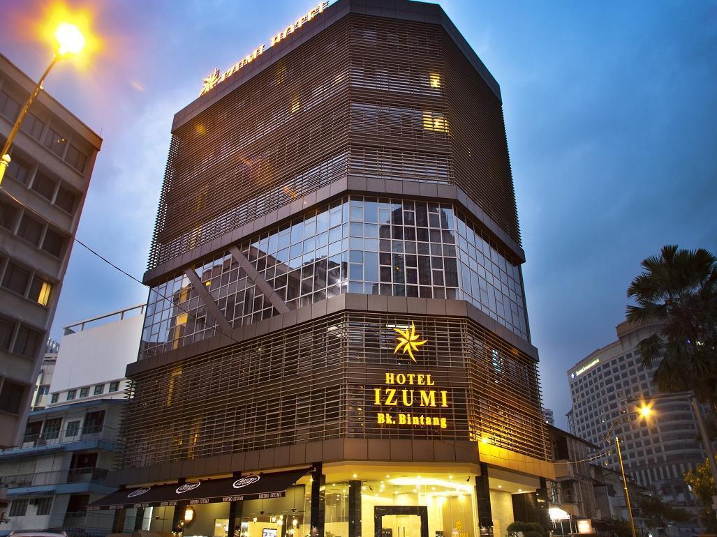 Izumi Hotel Bukit Bintang - Hotels and Accommodation in Malaysia, Asia