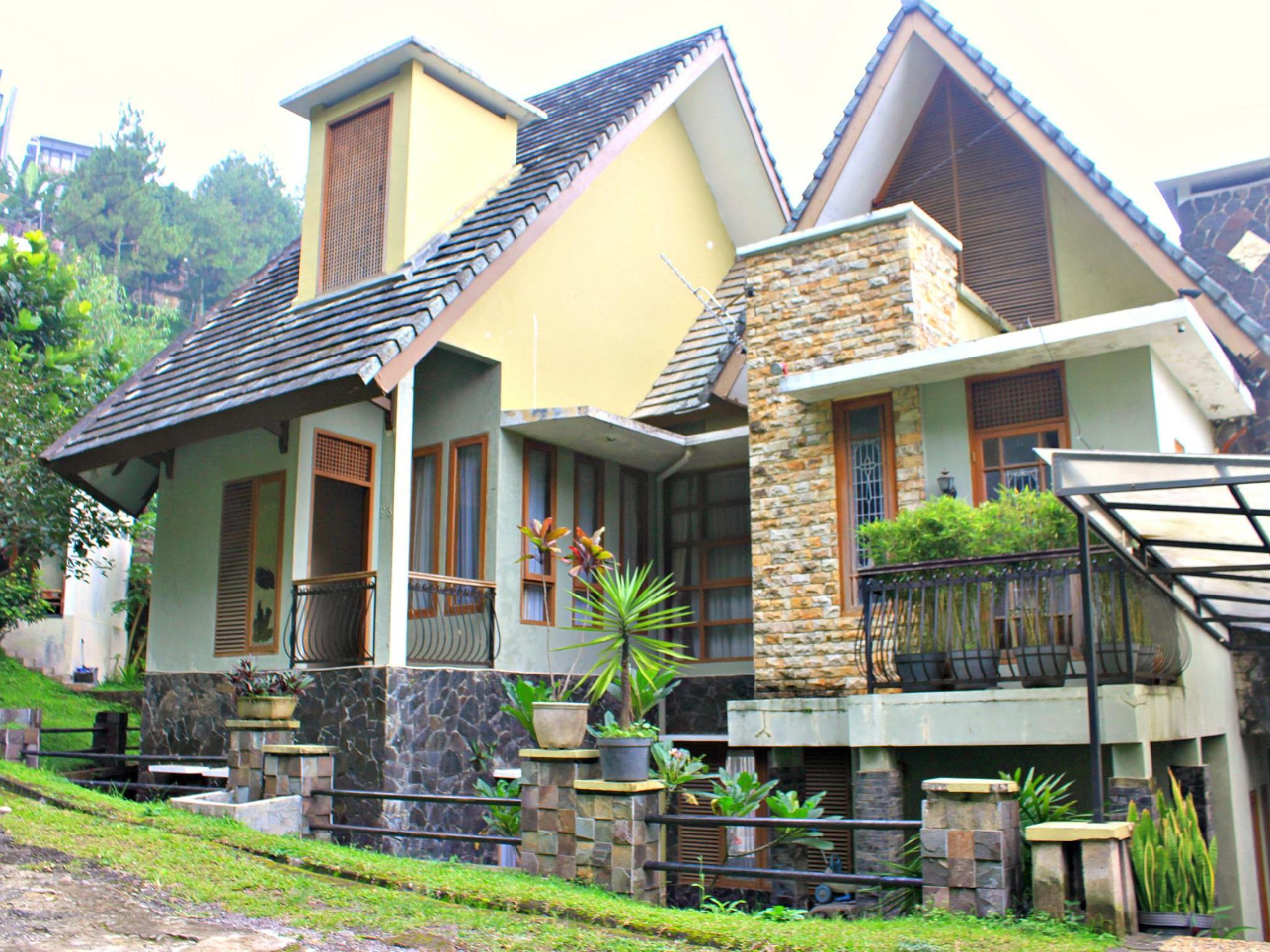 De Dago Cottage - Hotels and Accommodation in Indonesia, Asia