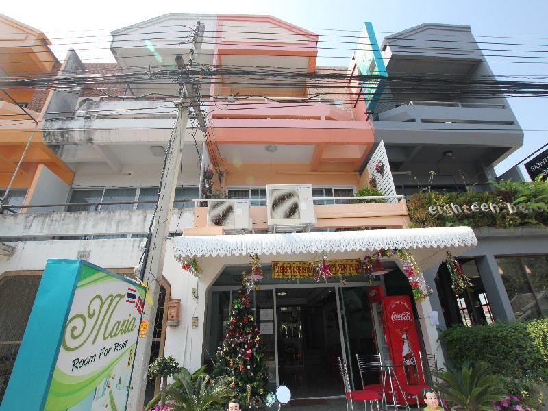 Maria Room for Rent - Hotels and Accommodation in Thailand, Asia