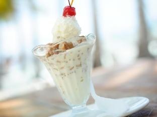 Bohol Beach Club Resort Panglao Island - BBC ice cream