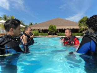 Bohol Beach Club Resort Panglao Island - diving session