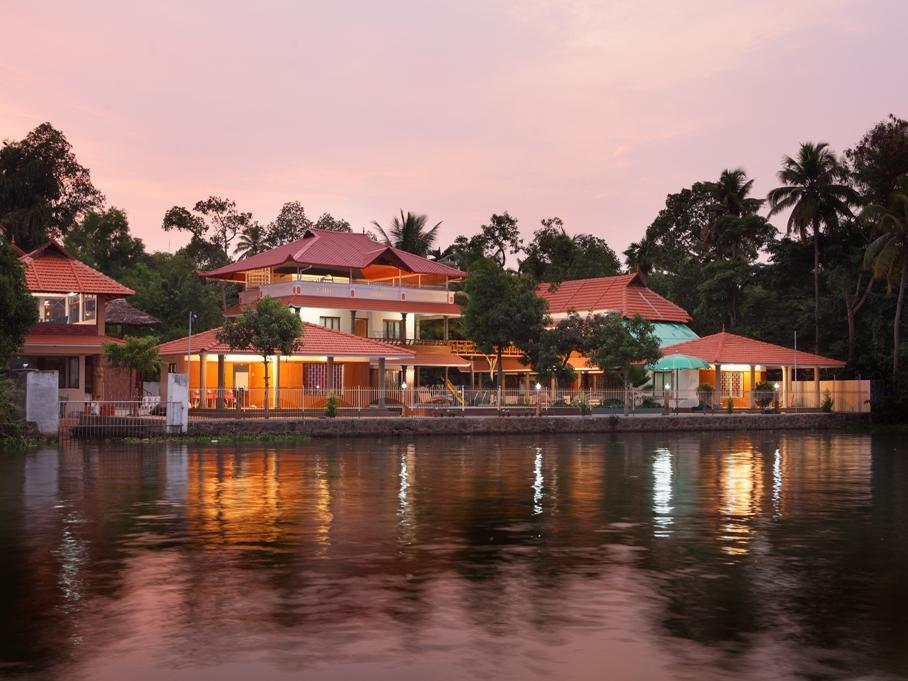 Shimpos Lake Bounty Resorts - Kumarakom
