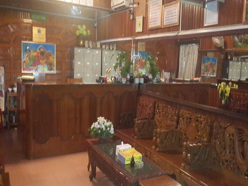 Thiri Mingalar Hotel - Hotels and Accommodation in Myanmar, Asia