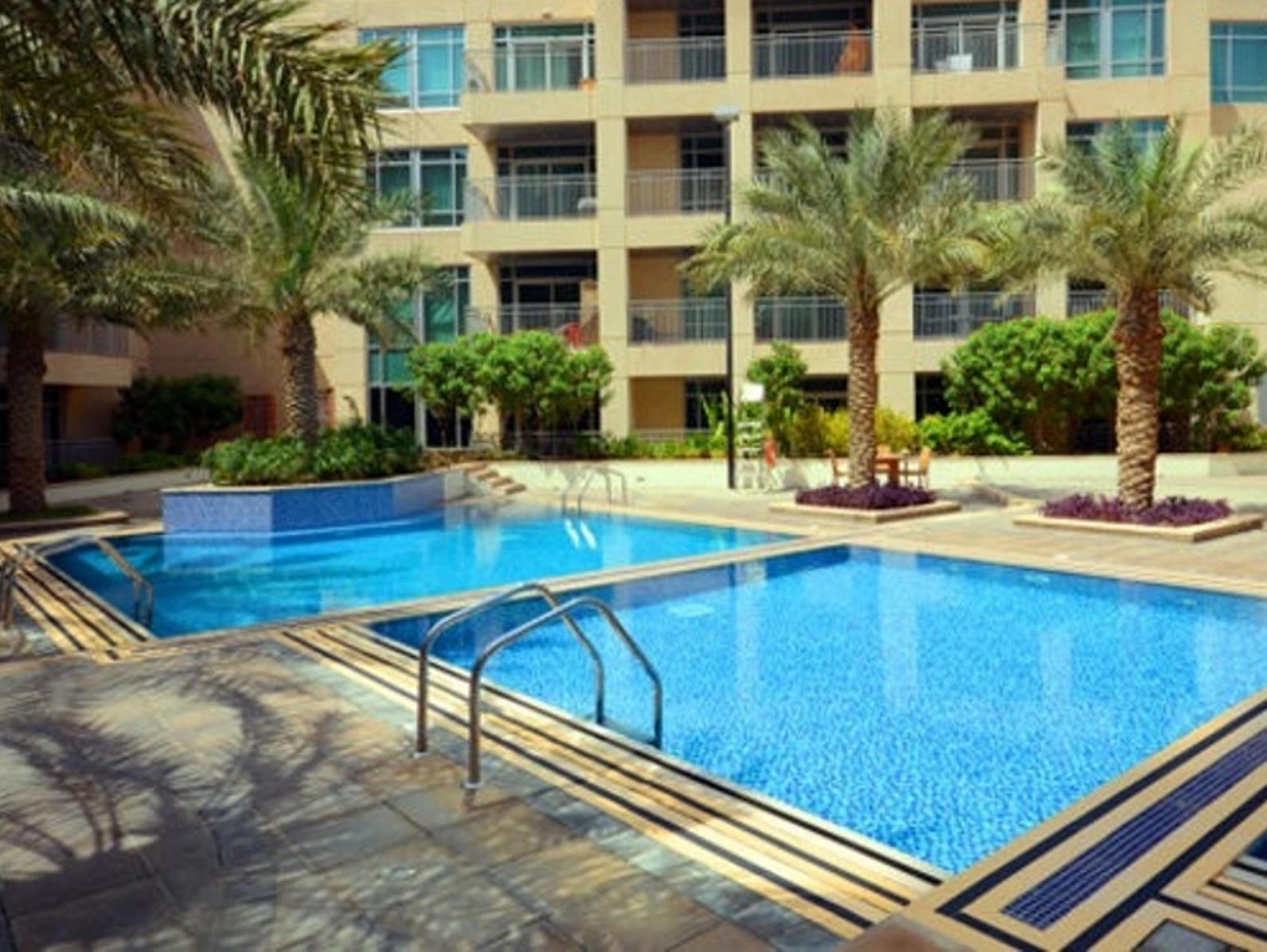 Vacation Bay - Downtown Stay Burj View - Hotels and Accommodation in United Arab Emirates, Middle East