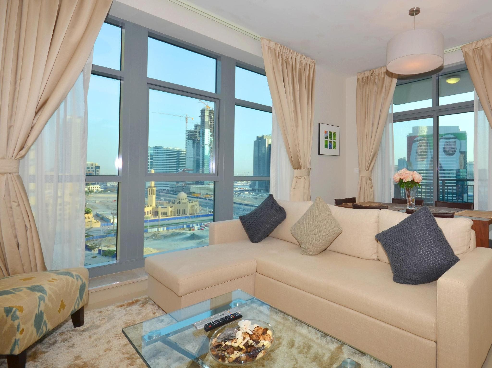 Vacation Bay - Down Town Claren Tower - Hotels and Accommodation in United Arab Emirates, Middle East