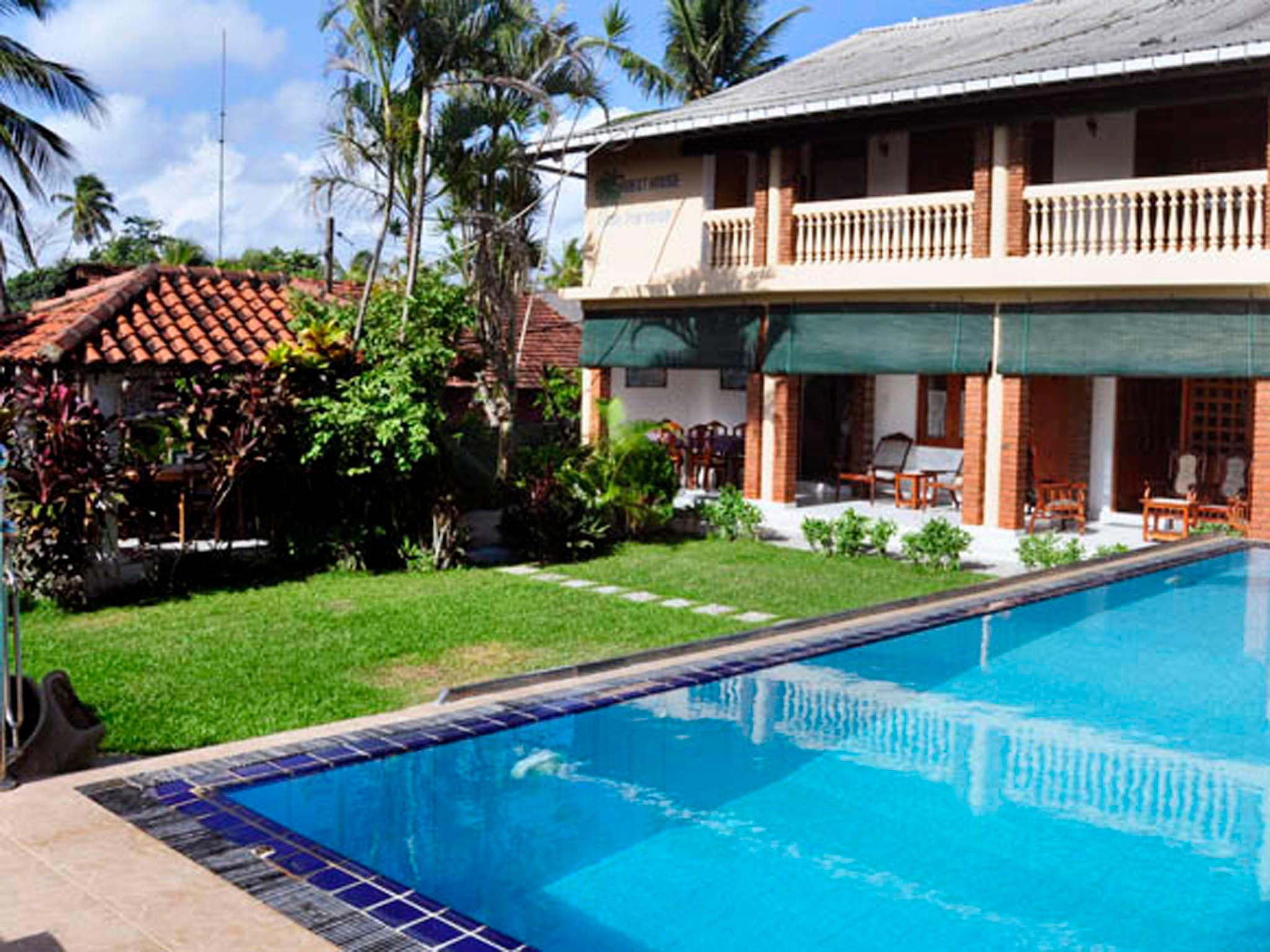 Little Paradise Guest House - Hotels and Accommodation in Sri Lanka, Asia