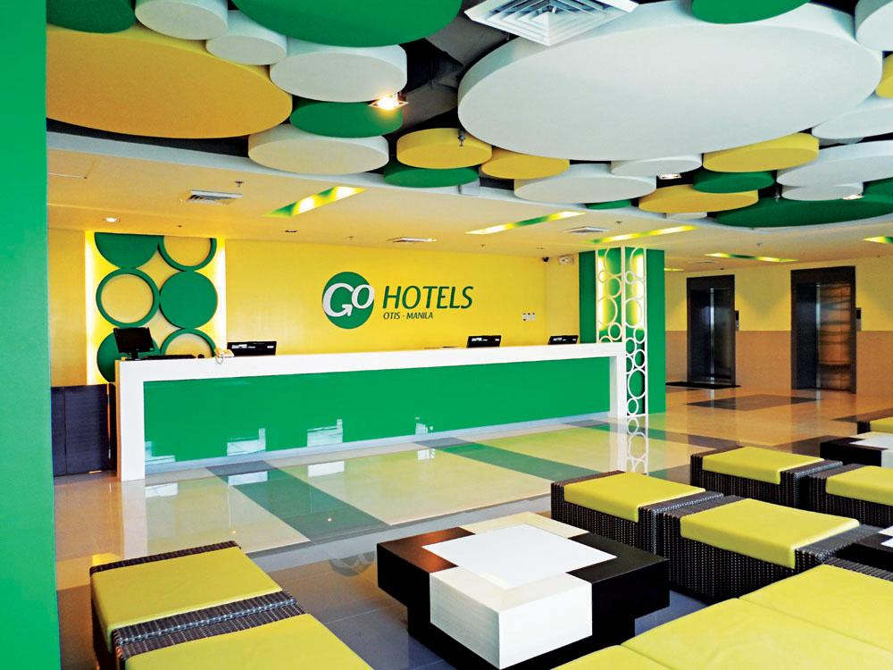 Go Hotels Otis-Manila - Hotels and Accommodation in Philippines, Asia