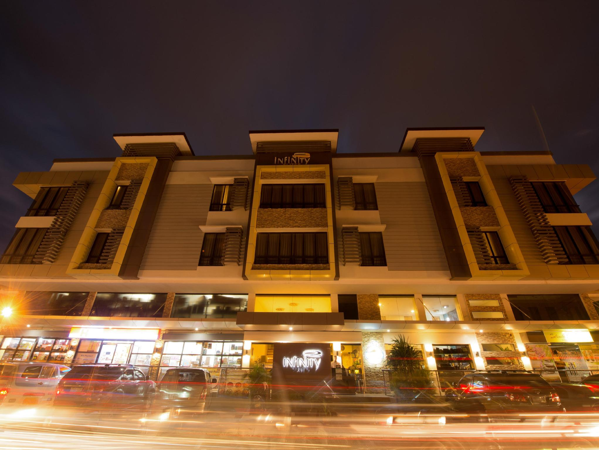 Infinity Suites - Hotels and Accommodation in Philippines, Asia