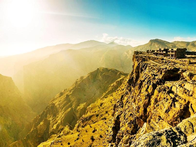 Alila Jabal Akhdar - Hotels and Accommodation in Oman, Middle East