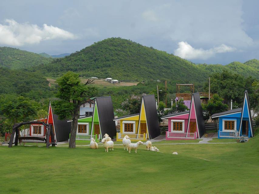 Ingmhok Sweet Dream Resort - Hotell och Boende i Thailand i Asien
