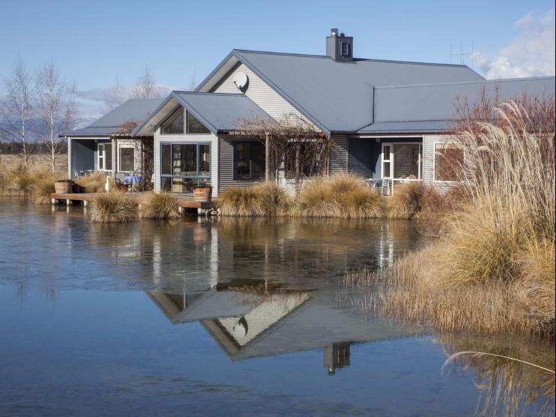 Matuka Luxury Lodge - Hotels and Accommodation in New Zealand, Pacific Ocean And Australia