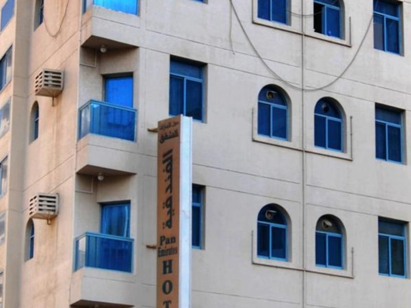 Pan Emirates Hotel Sharjah - Hotels and Accommodation in United Arab Emirates, Middle East