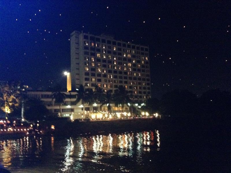 Hotell Diamond Riverside Petch-Ngam Hotel i , Chiang Mai. Klicka för att läsa mer och skicka bokningsförfrågan